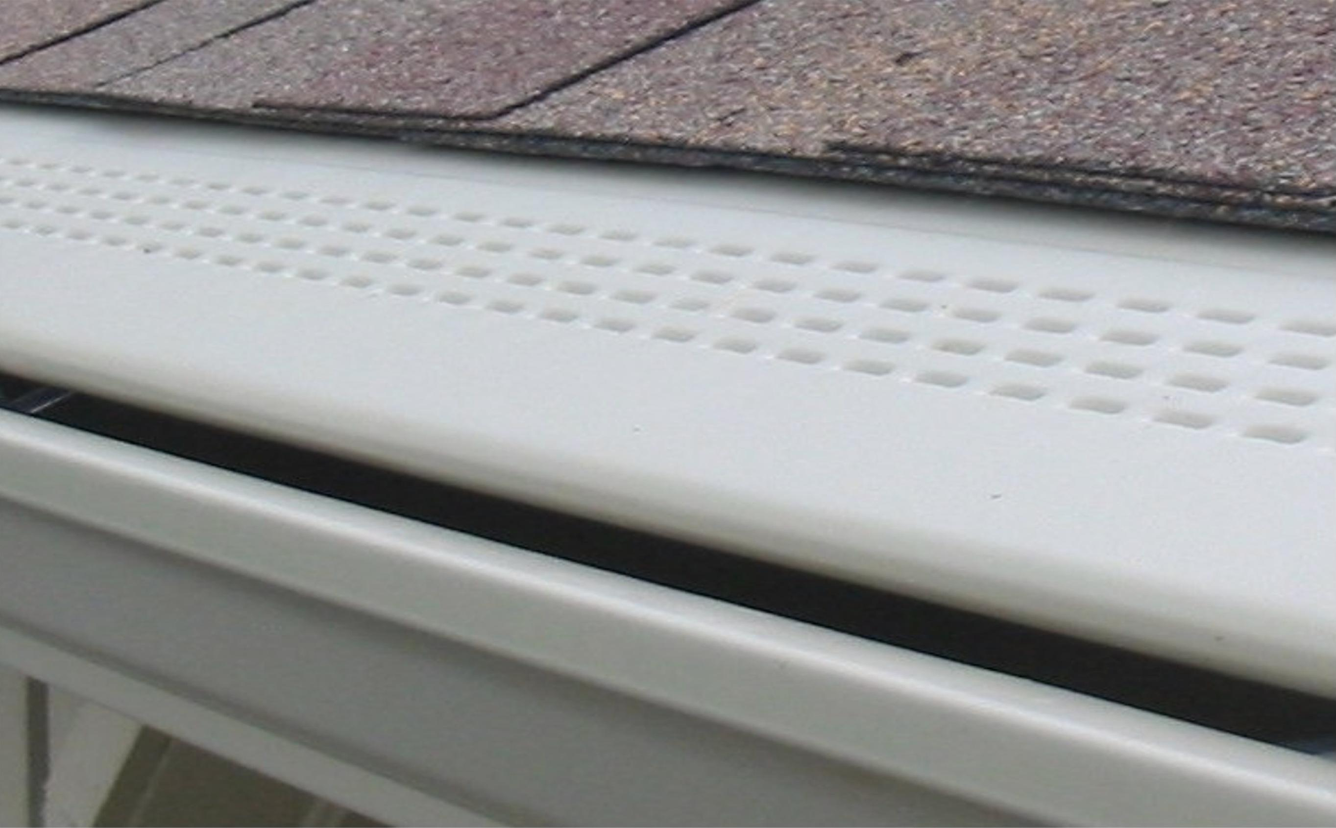 Original gutter cover warranty information original gutter cover maintains your homes curb appeal solutioingenieria Gallery
